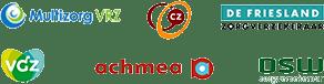 Zorgverzekeraar logo's